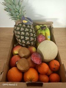 A) Fruit pakket Klein