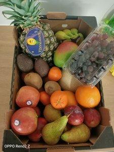 A) Fruit pakket XL